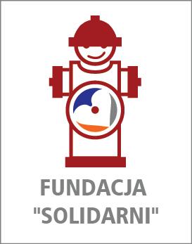 Logo fundacji Solidarni